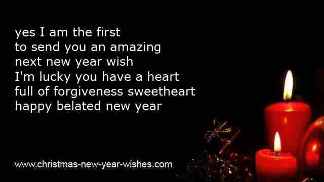 Belated new year wishes and too late new years poems comic belated new year messages m4hsunfo