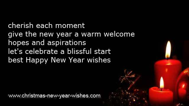 happiest new year wishes