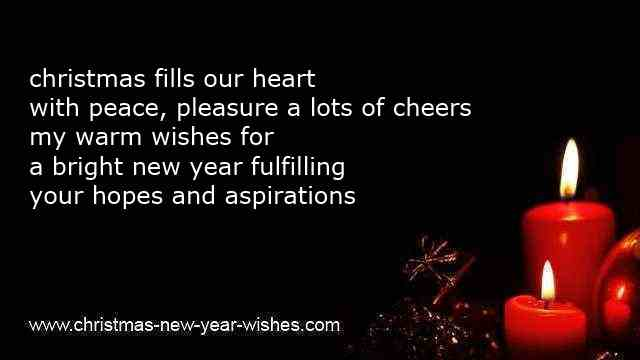 best christmas and happy new year quotes