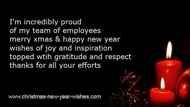 christmas and new year wishes to business clients