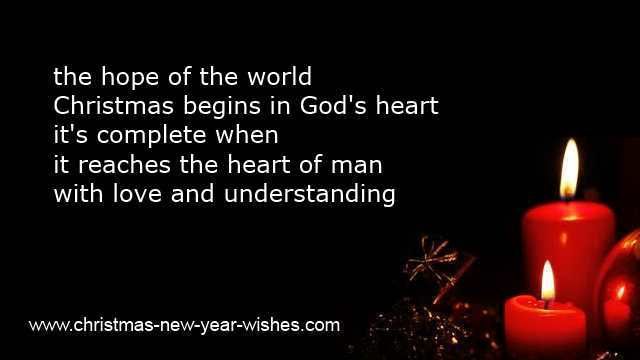 RELIGIOUS CHRISTMAS GREETINGS and catholic christian wishes