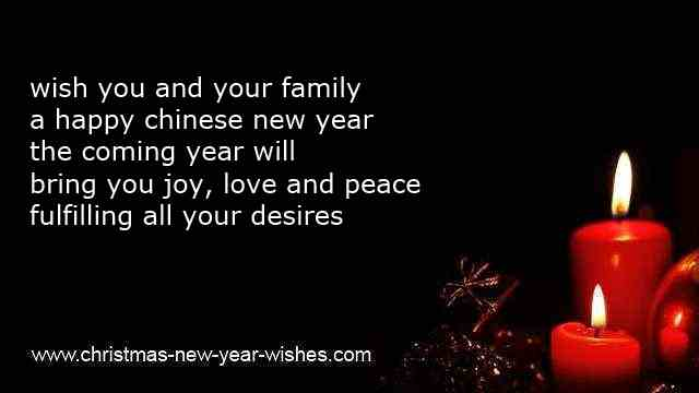 wishes in english best chinese new year resolutions
