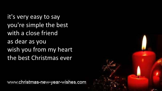 best ever christmas wishes