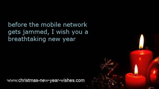 wishes sms messages for new year new year eve sms