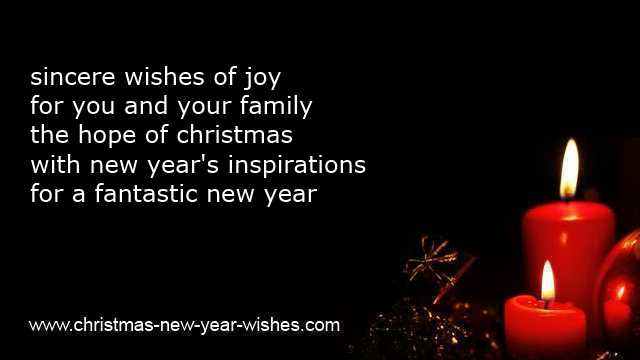 christmas new year wishes messages best wishes for