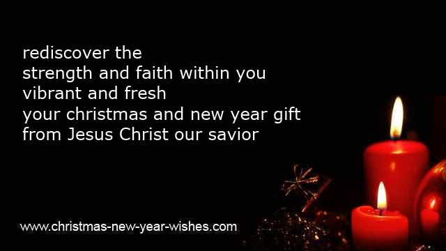 RELIGIOUS christmas christian catholic new year wishes