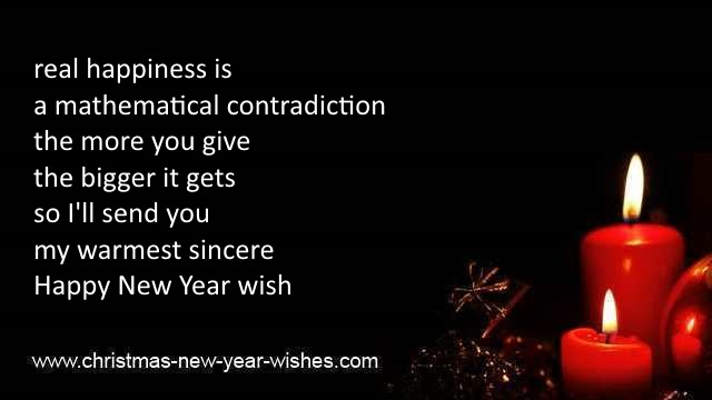 happiest new year greetings